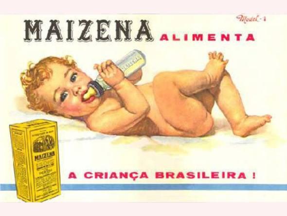 Propaganda Maizena - 1930