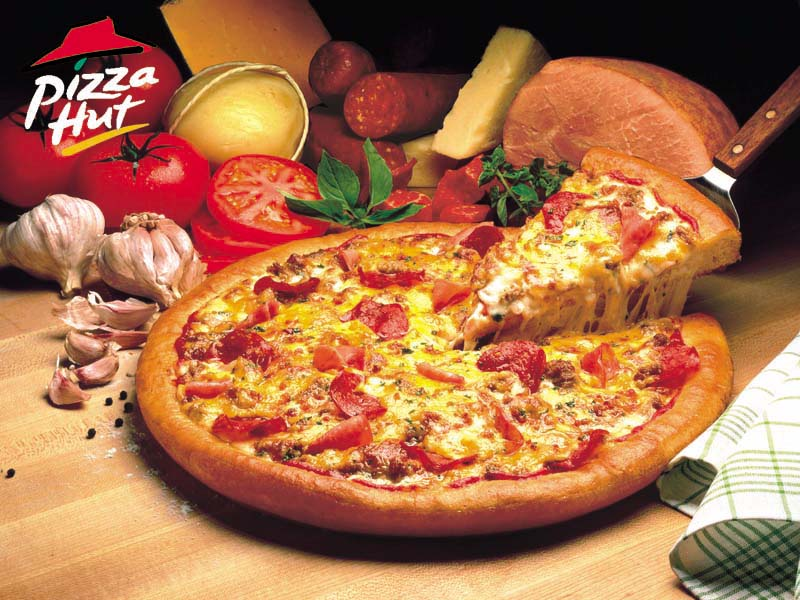 marketing and pizza hut Information technology director ravel lai has been successful marketing pizza  hut to its online customers in hongkong the number of.